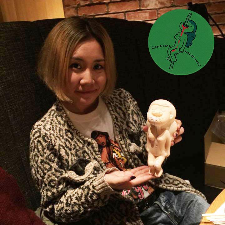 Yuko Utomaru Motoki x 留之助 = 新ソフビ計画_a0077842_18211799.jpg