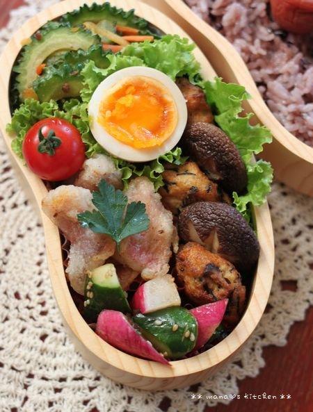 常備菜づくし ✿ 簡単ビビンバ丼(๑¯﹃¯๑)♪_c0139375_10312093.jpg