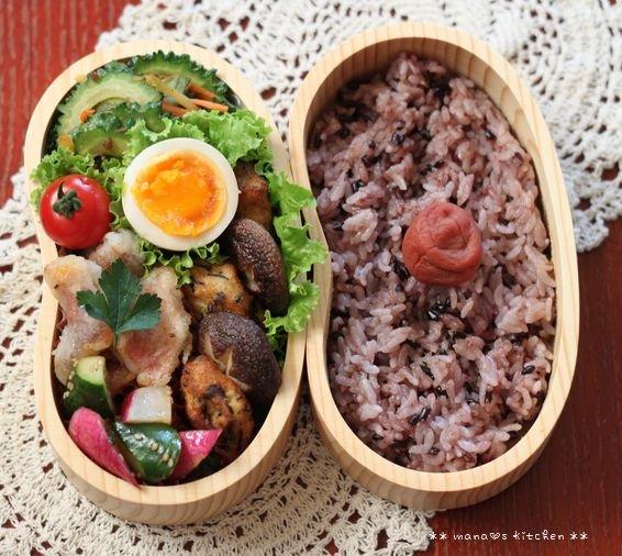 常備菜づくし ✿ 簡単ビビンバ丼(๑¯﹃¯๑)♪_c0139375_1032987.jpg
