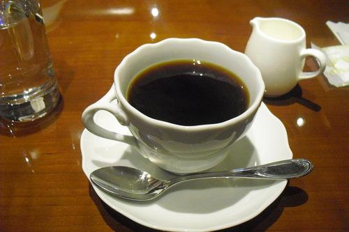 珈琲茶館集(コーヒーさかんしゅう) 『パンケーキワッフル』_a0326295_22252716.jpg