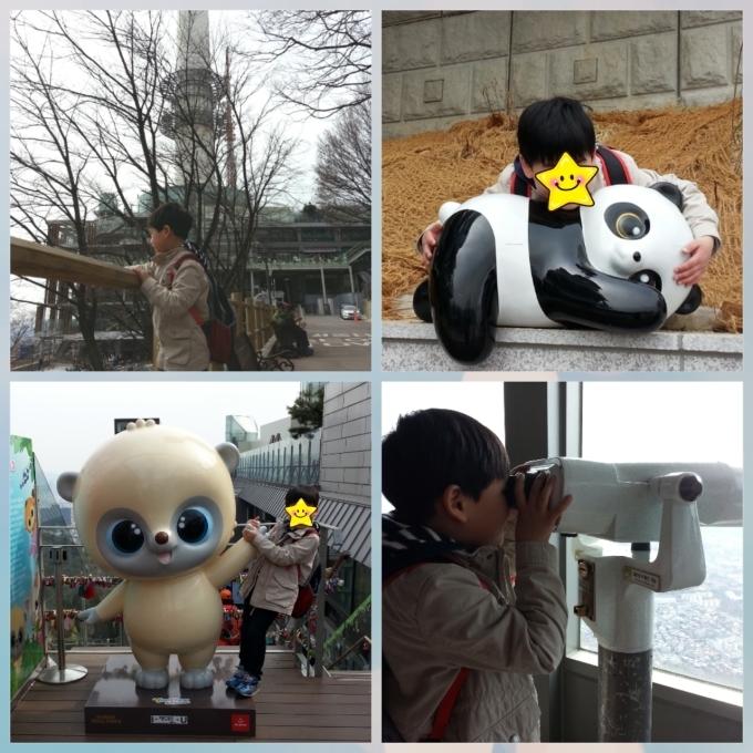 モンサンクレール コリア(イテウォン) 他_b0194098_16091419.jpg