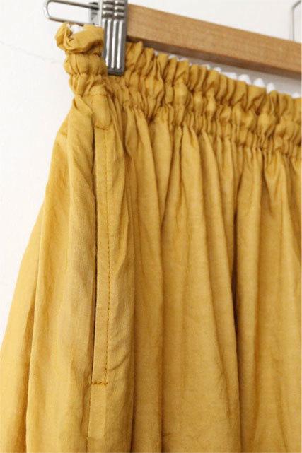 綿ローンギャザースカート_f0215708_17284370.jpg