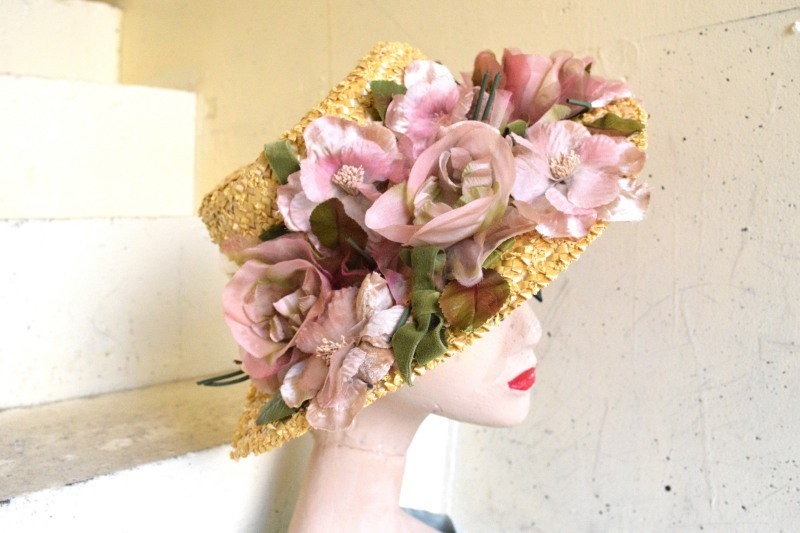 *NUTTY\'S 2017 S/S VINTAGE HAT*_e0148852_18154077.jpg