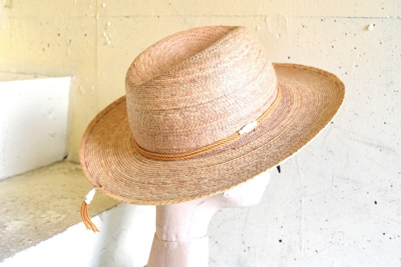 *NUTTY\'S 2017 S/S VINTAGE HAT*_e0148852_18164541.jpg