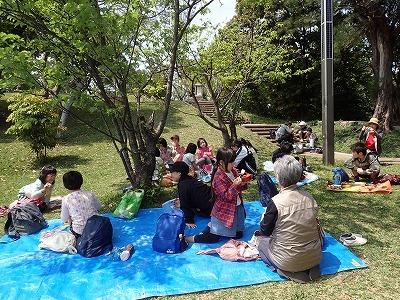 春の遠足_c0180460_11280579.jpg