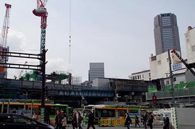 3月29日(水)今日の渋谷109前交差点_b0056983_21042620.jpg