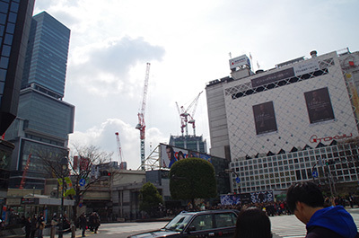 3月29日(水)今日の渋谷109前交差点_b0056983_21042680.jpg