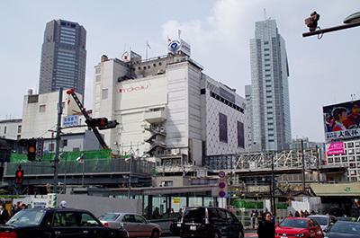 3月29日(水)今日の渋谷109前交差点_b0056983_21042687.jpg