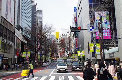 3月29日(水)今日の渋谷109前交差点_b0056983_21042704.jpg