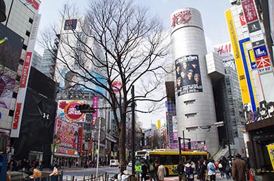 3月29日(水)今日の渋谷109前交差点_b0056983_21042735.jpg