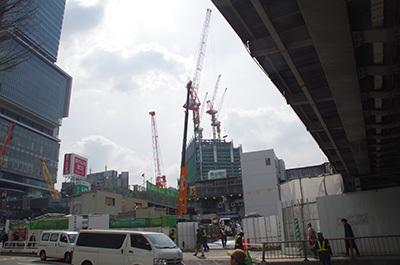 3月29日(水)今日の渋谷109前交差点_b0056983_21042747.jpg