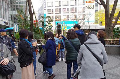 3月29日(水)今日の渋谷109前交差点_b0056983_21042807.jpg