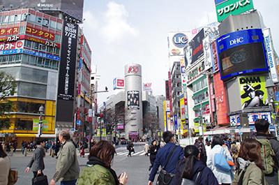 3月29日(水)今日の渋谷109前交差点_b0056983_21042885.jpg