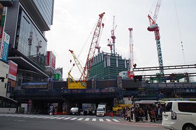 3月29日(水)今日の渋谷109前交差点_b0056983_21183315.jpg