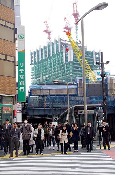 3月29日(水)今日の渋谷109前交差点_b0056983_21183343.jpg