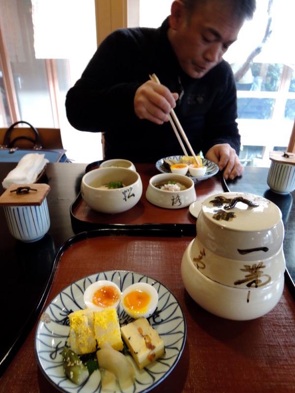 京都の至福の朝ごはんを体験♪_f0232994_1232277.jpg