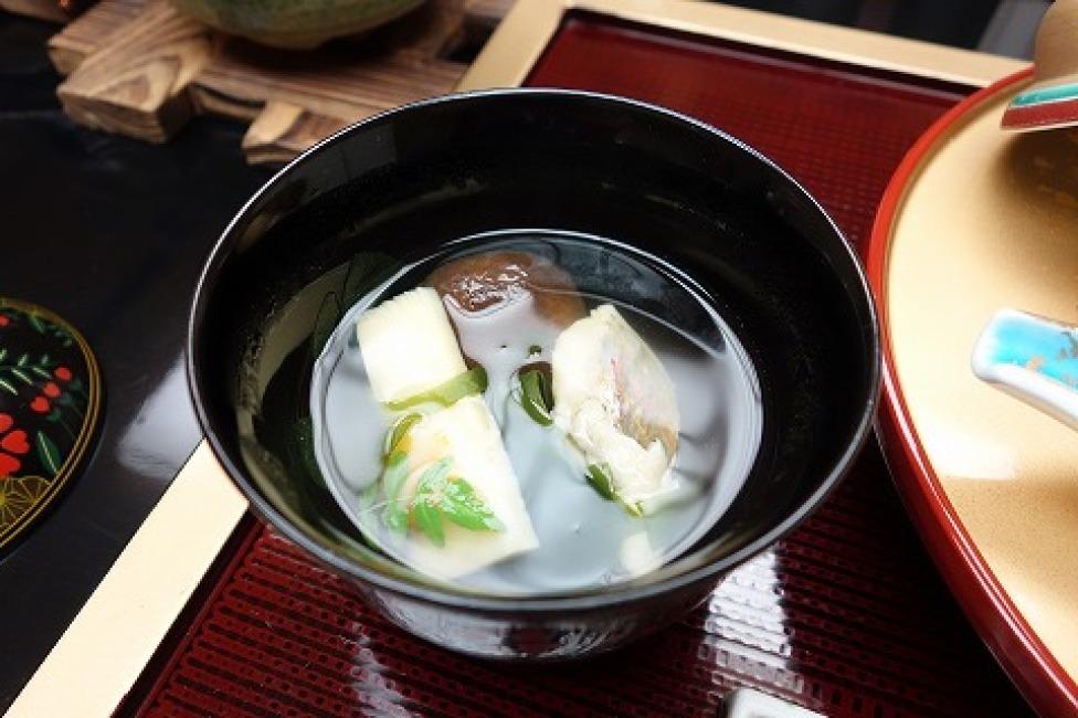 日本料理 城山ガーデンズ 水簾_a0152501_21564558.jpg