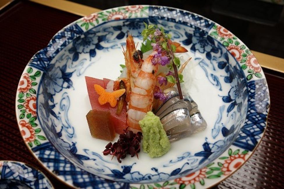 日本料理 城山ガーデンズ 水簾_a0152501_21565273.jpg