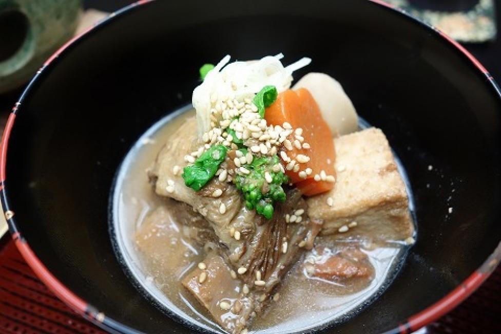 日本料理 城山ガーデンズ 水簾_a0152501_21565950.jpg