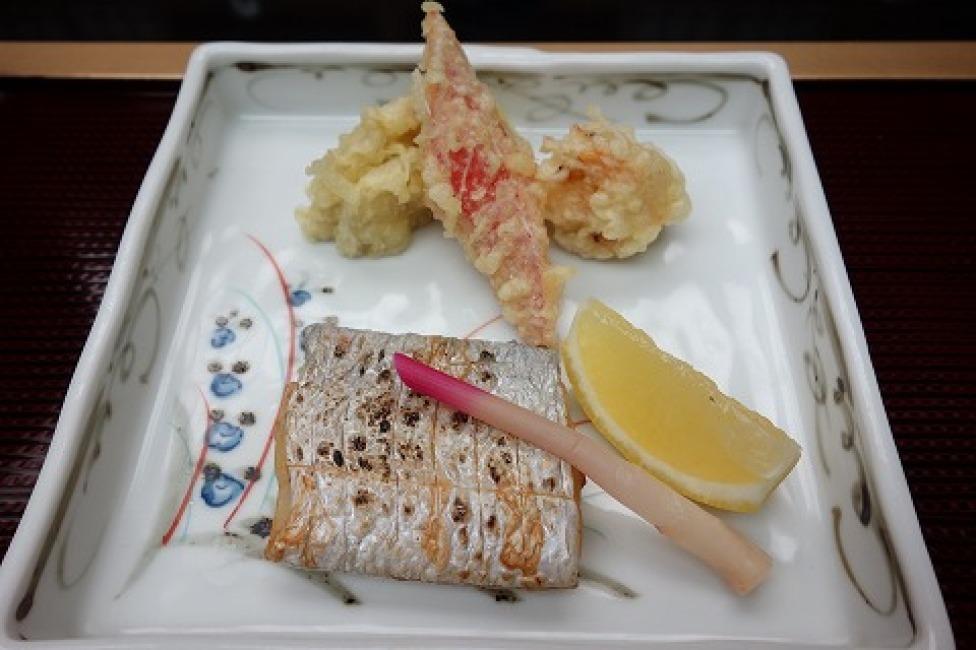 日本料理 城山ガーデンズ 水簾_a0152501_21571393.jpg