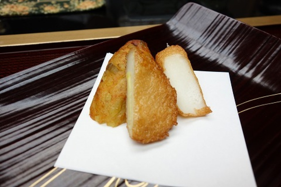 日本料理 城山ガーデンズ 水簾_a0152501_21572725.jpg