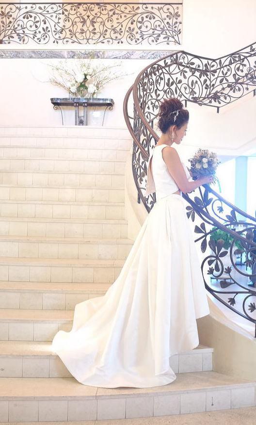 花嫁さまから届いたお写真♪_a0136507_21413788.jpg