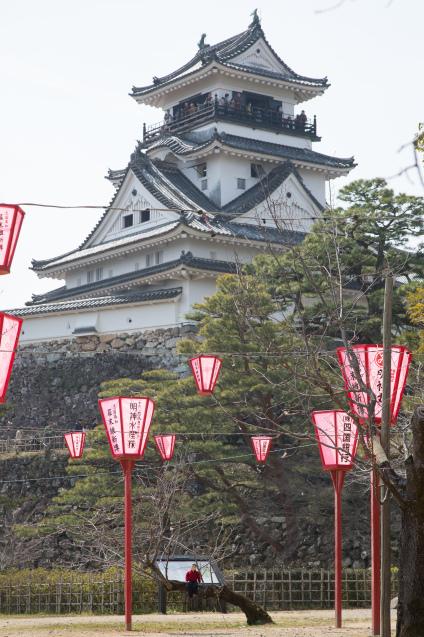 高知の旅:その6〜高知城と日曜市_e0369736_15050172.jpg