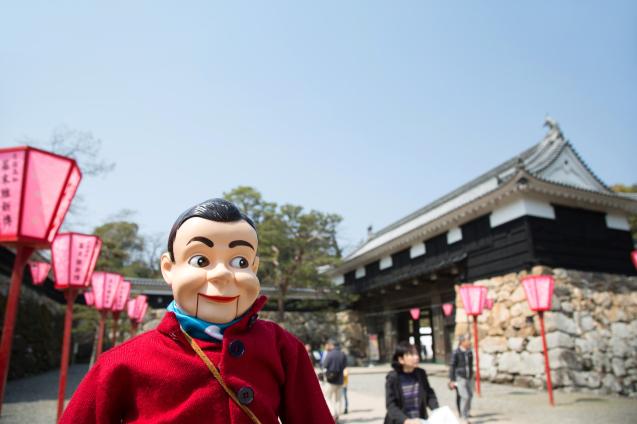 高知の旅:その6〜高知城と日曜市_e0369736_16001657.jpg