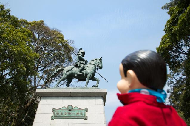 高知の旅:その6〜高知城と日曜市_e0369736_17162808.jpg