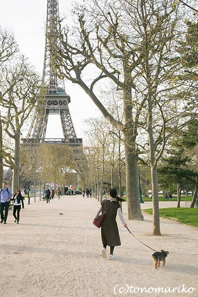 コパリオ君のいとこ。懐かしのちびっこにパリで再会デート♪_c0024345_05493442.jpg