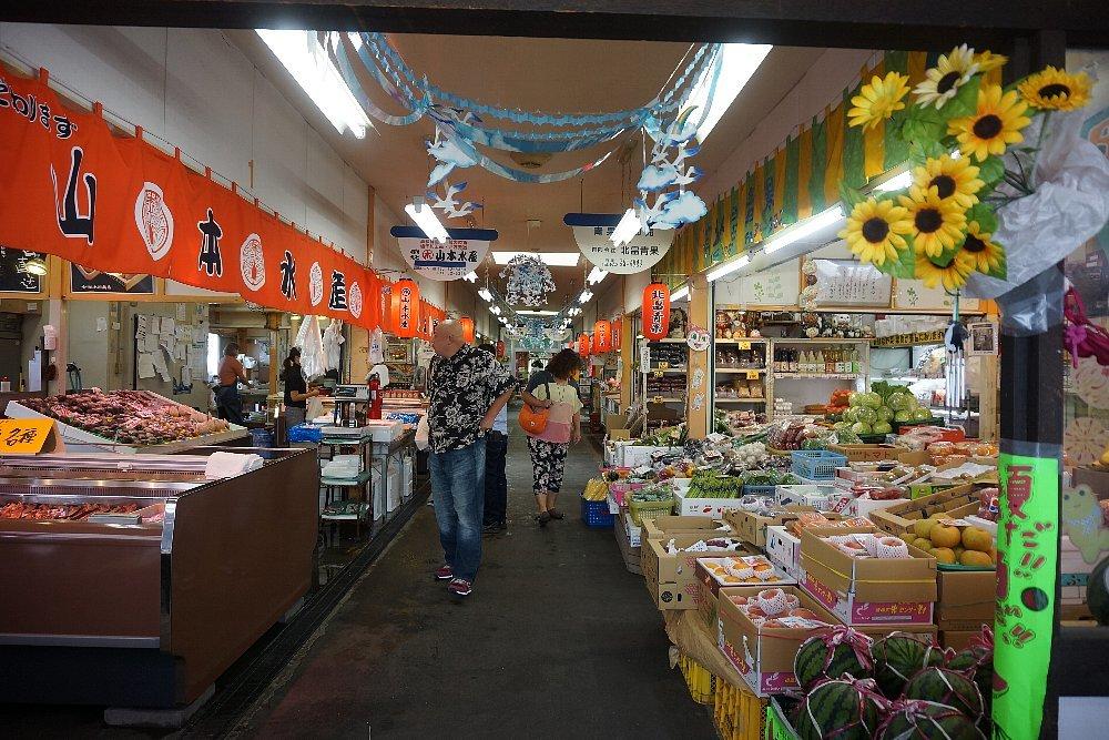 苫小牧の「海の駅ぷらっとみなと市場」と「 ほっき貝資料館」_c0112559_08302491.jpg