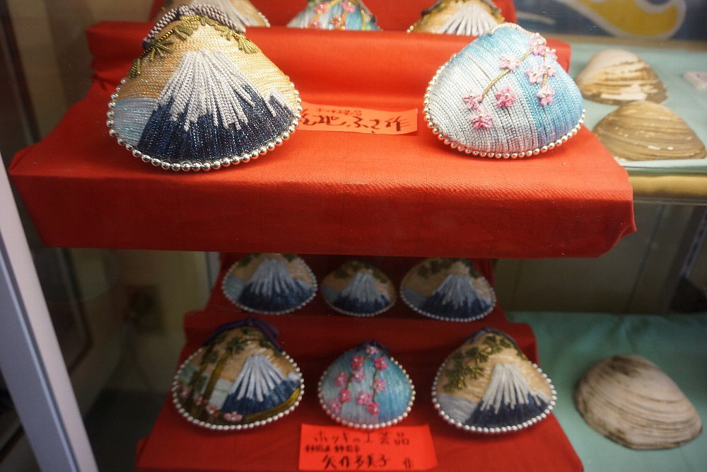 苫小牧の「海の駅ぷらっとみなと市場」と「 ほっき貝資料館」_c0112559_08401952.jpg
