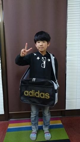 バレーボール用のバッグ購入しました♪_d0191262_20075475.jpg