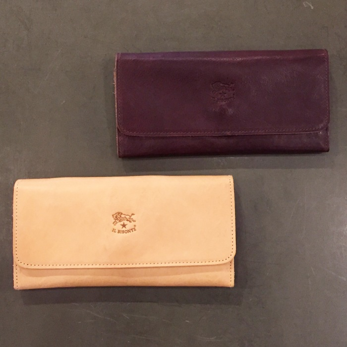 IL BISONTE -Leather Item-_b0121563_16322420.jpg