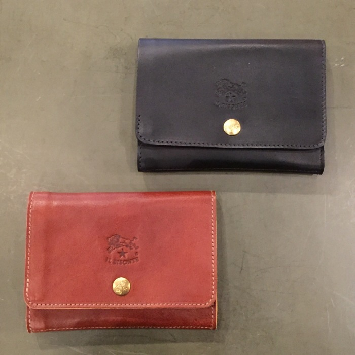 IL BISONTE -Leather Item-_b0121563_16322726.jpg
