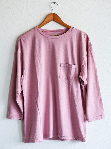 VINTAGE POCKET BIG LONG SLEEVE T-SHIRTS_d0160378_1943198.jpg