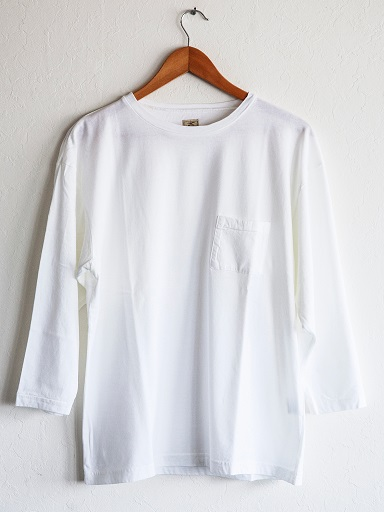 VINTAGE POCKET BIG LONG SLEEVE T-SHIRTS_d0160378_1945957.jpg