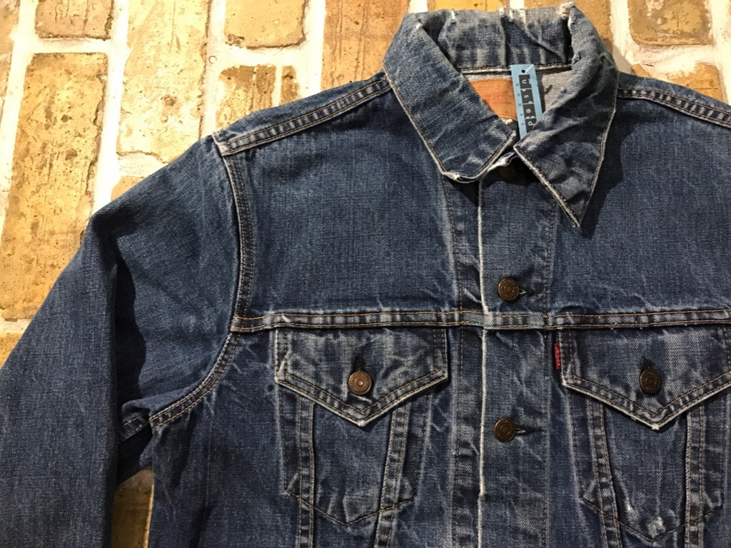 神戸店4/1(土)スーペリア入荷!#4 Levi\'s,Lee  Denim Item!Vintage White Shirt!!!_c0078587_17125423.jpg