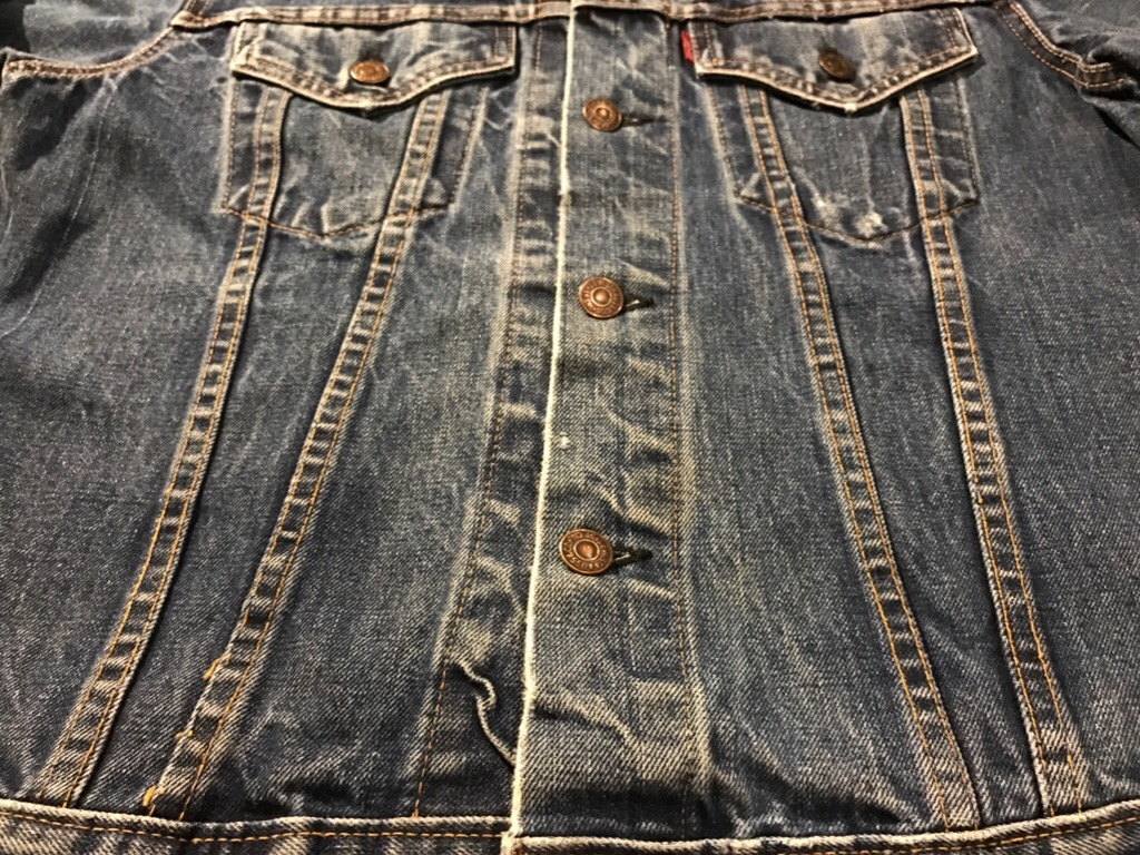神戸店4/1(土)スーペリア入荷!#4 Levi\'s,Lee  Denim Item!Vintage White Shirt!!!_c0078587_17130097.jpg