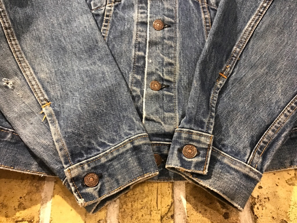 神戸店4/1(土)スーペリア入荷!#4 Levi\'s,Lee  Denim Item!Vintage White Shirt!!!_c0078587_17130385.jpg