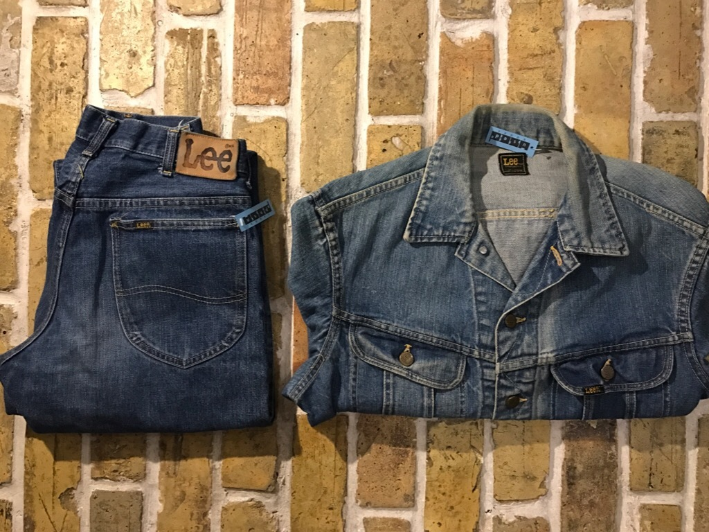 神戸店4/1(土)スーペリア入荷!#4 Levi\'s,Lee  Denim Item!Vintage White Shirt!!!_c0078587_17135266.jpg