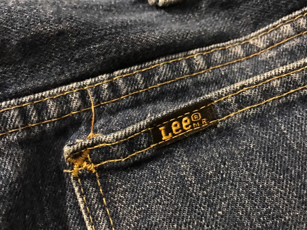 神戸店4/1(土)スーペリア入荷!#4 Levi\'s,Lee  Denim Item!Vintage White Shirt!!!_c0078587_17161951.jpg