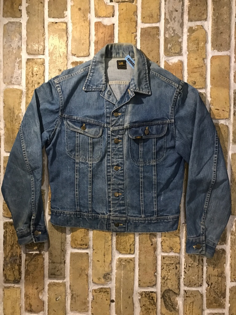 神戸店4/1(土)スーペリア入荷!#4 Levi\'s,Lee  Denim Item!Vintage White Shirt!!!_c0078587_17202709.jpg
