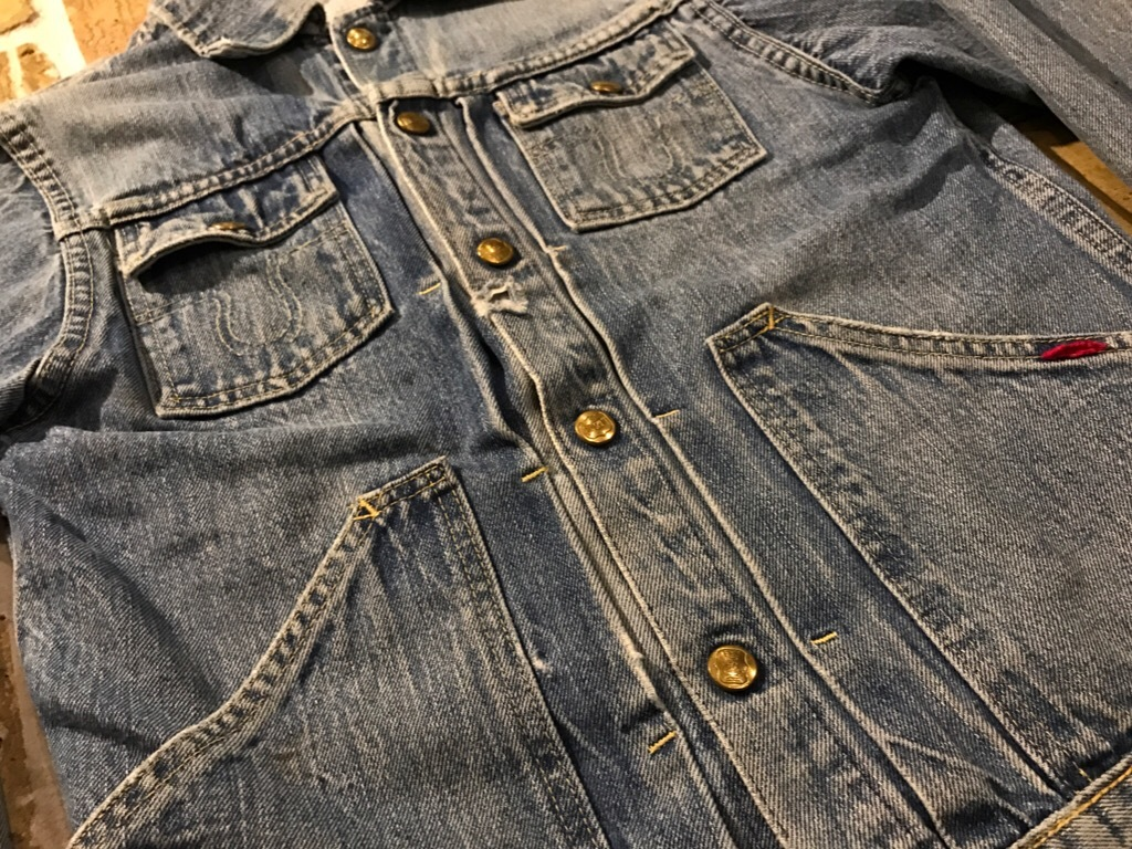 神戸店4/1(土)スーペリア入荷!#4 Levi\'s,Lee  Denim Item!Vintage White Shirt!!!_c0078587_17234880.jpg