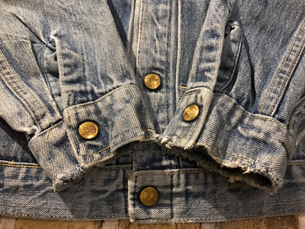 神戸店4/1(土)スーペリア入荷!#4 Levi\'s,Lee  Denim Item!Vintage White Shirt!!!_c0078587_17240025.jpg