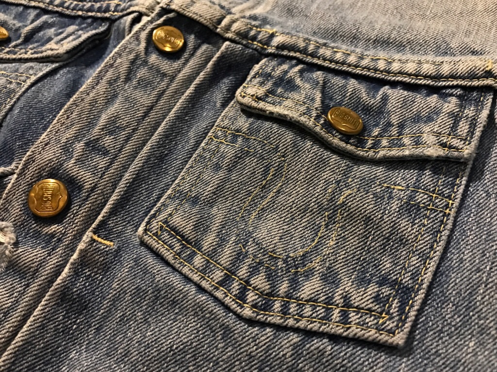 神戸店4/1(土)スーペリア入荷!#4 Levi\'s,Lee  Denim Item!Vintage White Shirt!!!_c0078587_17240097.jpg