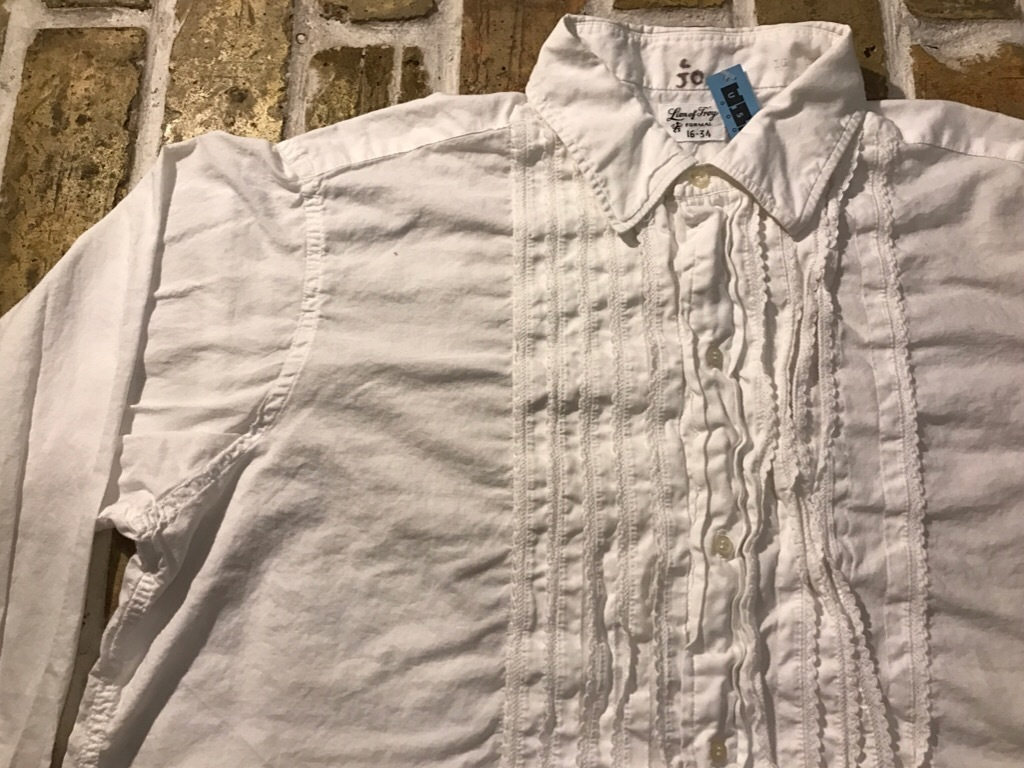 神戸店4/1(土)スーペリア入荷!#4 Levi\'s,Lee  Denim Item!Vintage White Shirt!!!_c0078587_17311707.jpg