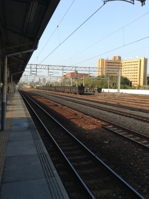 台湾で一番古いという台鉄保安駅で途中下車。_a0334793_00050586.jpg