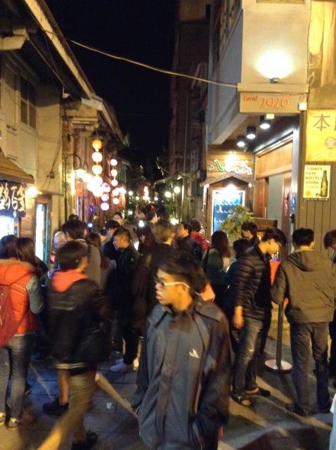 台南神農老街からたまたま出会った「康楽街牛肉湯」大当たり。_a0334793_01030325.jpg