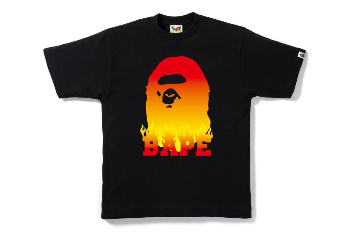 BAPE FLAME TEE_a0174495_13461816.jpg